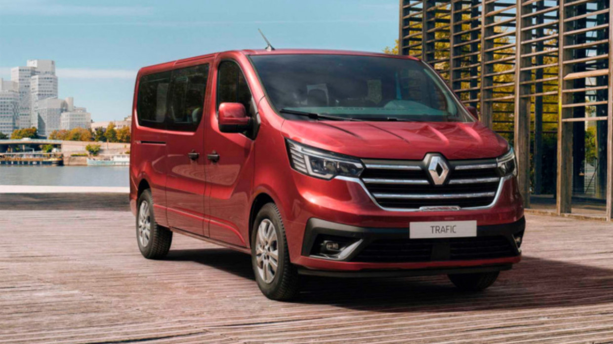 Style 2022 Renault Trafic