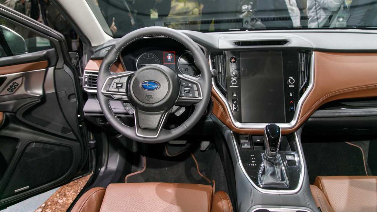 History 2022 Subaru Legacy Turbo