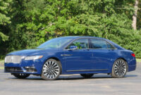 price 2022 the lincoln continental