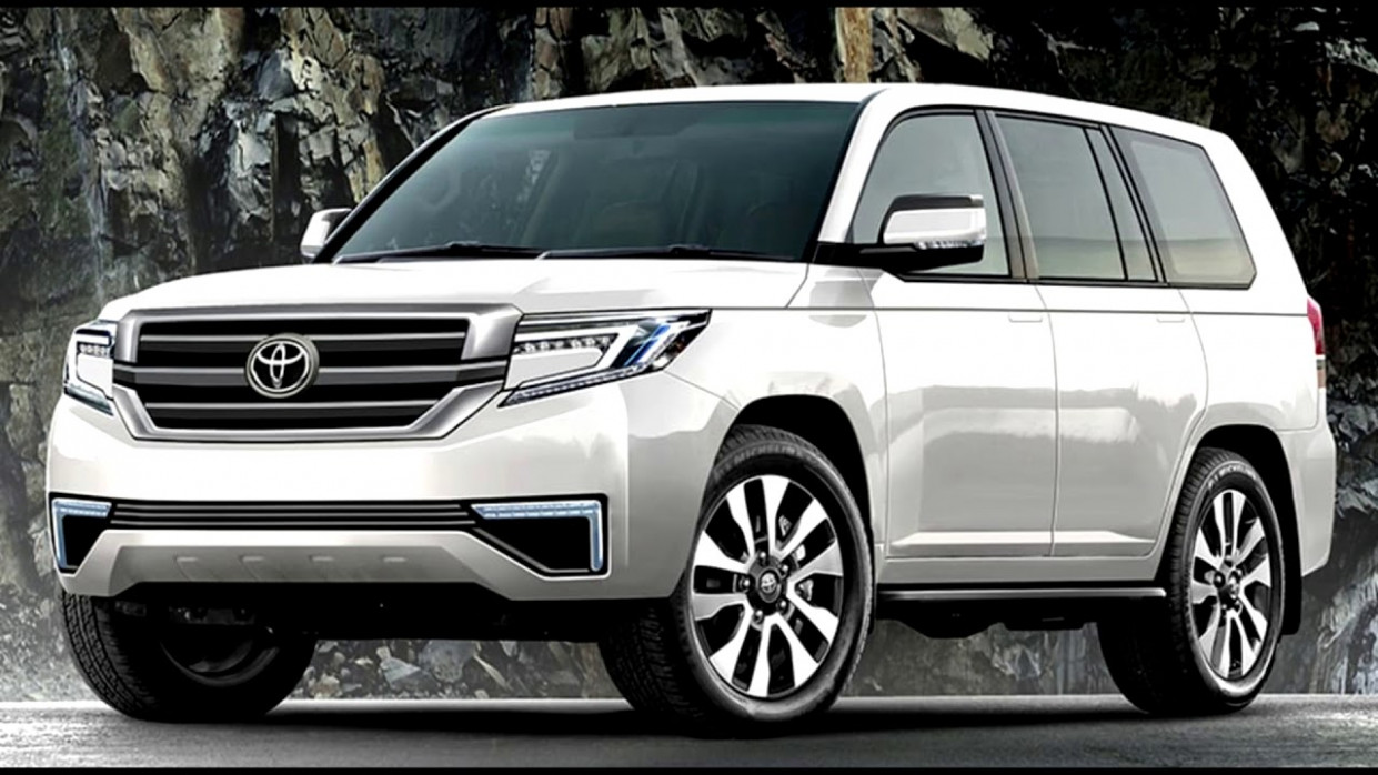 Redesign and Review 2022 Toyota Land Cruiser Diesel