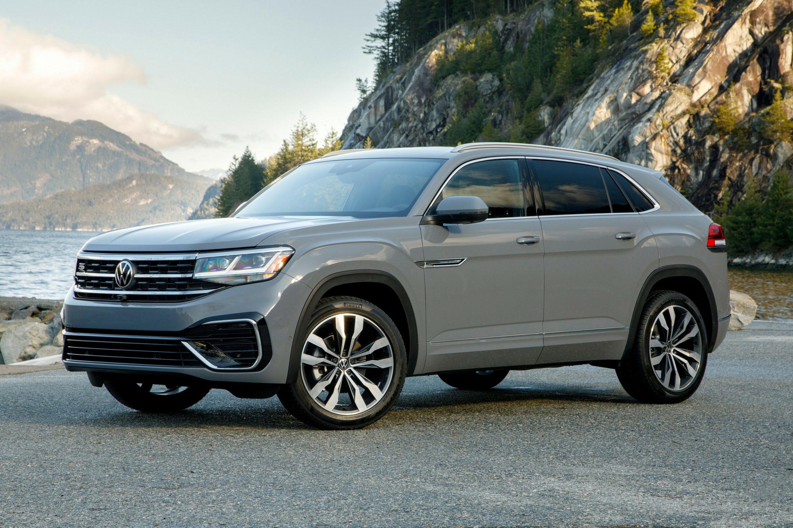 Prices 2022 Volkswagen Atlas Cross Sport