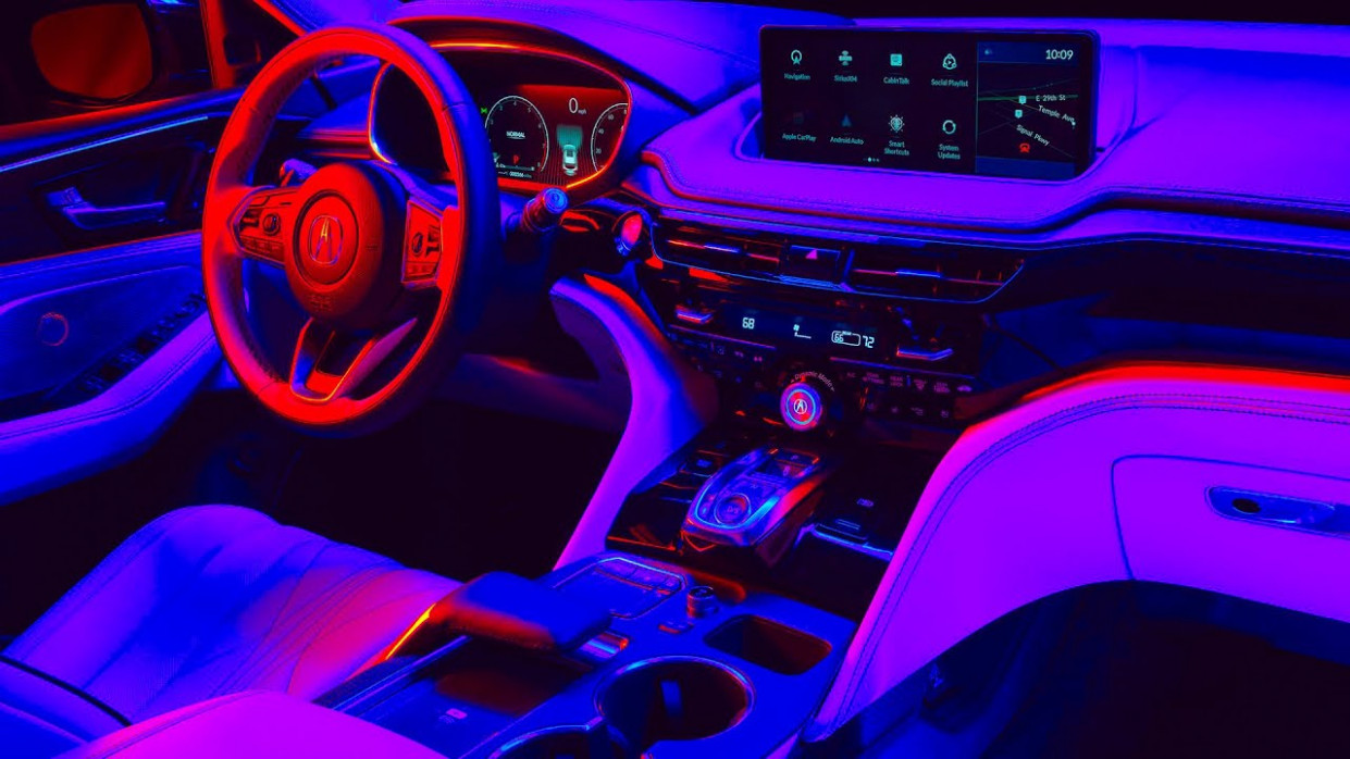 History 2022 Acura Mdx Pmc