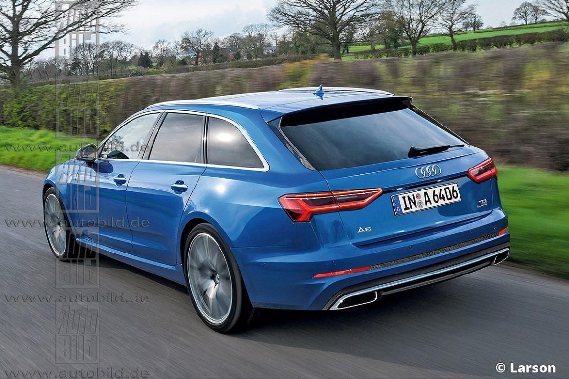 Performance 2022 Audi A6