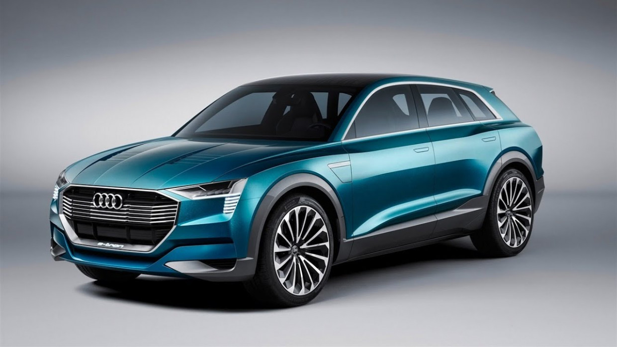 Release Date and Concept 2022 Audi Q6