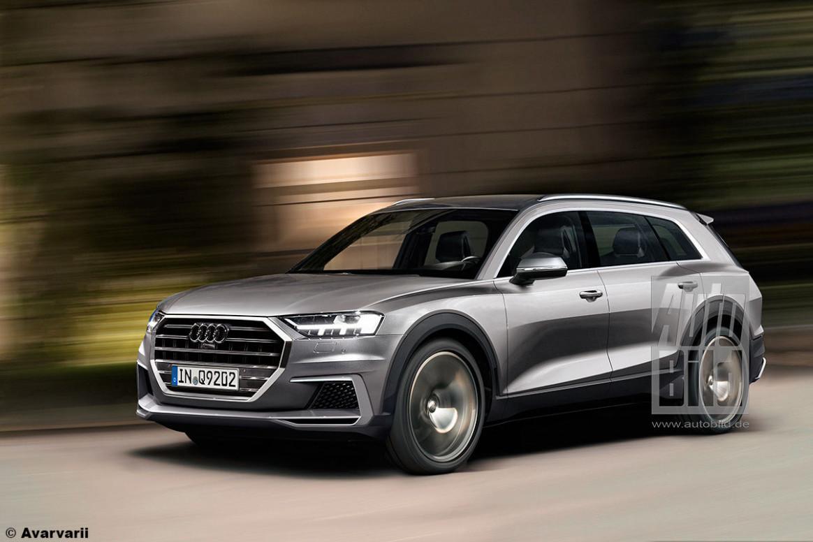 Model 2022 Audi Q7