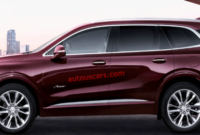 price and release date 2022 buick enclave interior