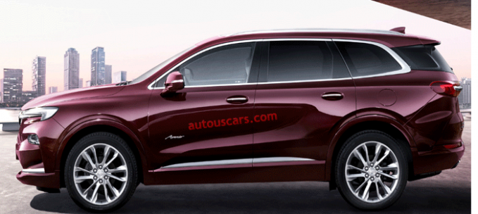New Review 2022 Buick Enclave Interior