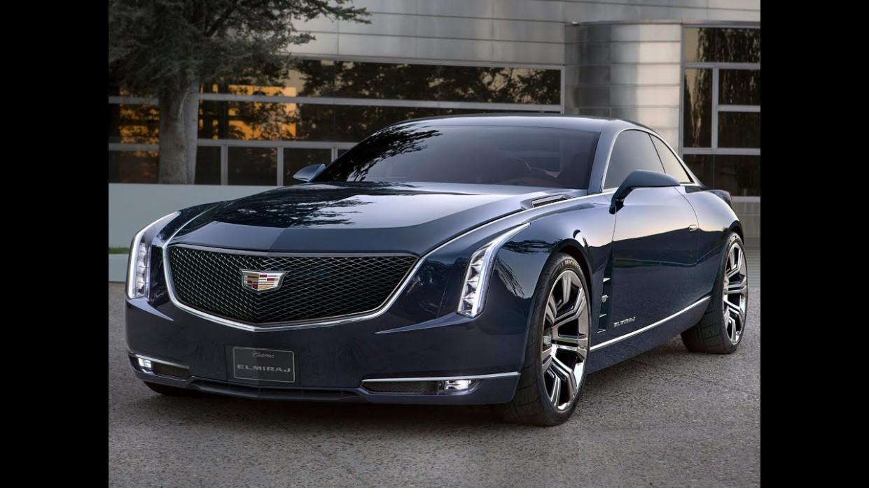 Model 2022 Cadillac Elmiraj