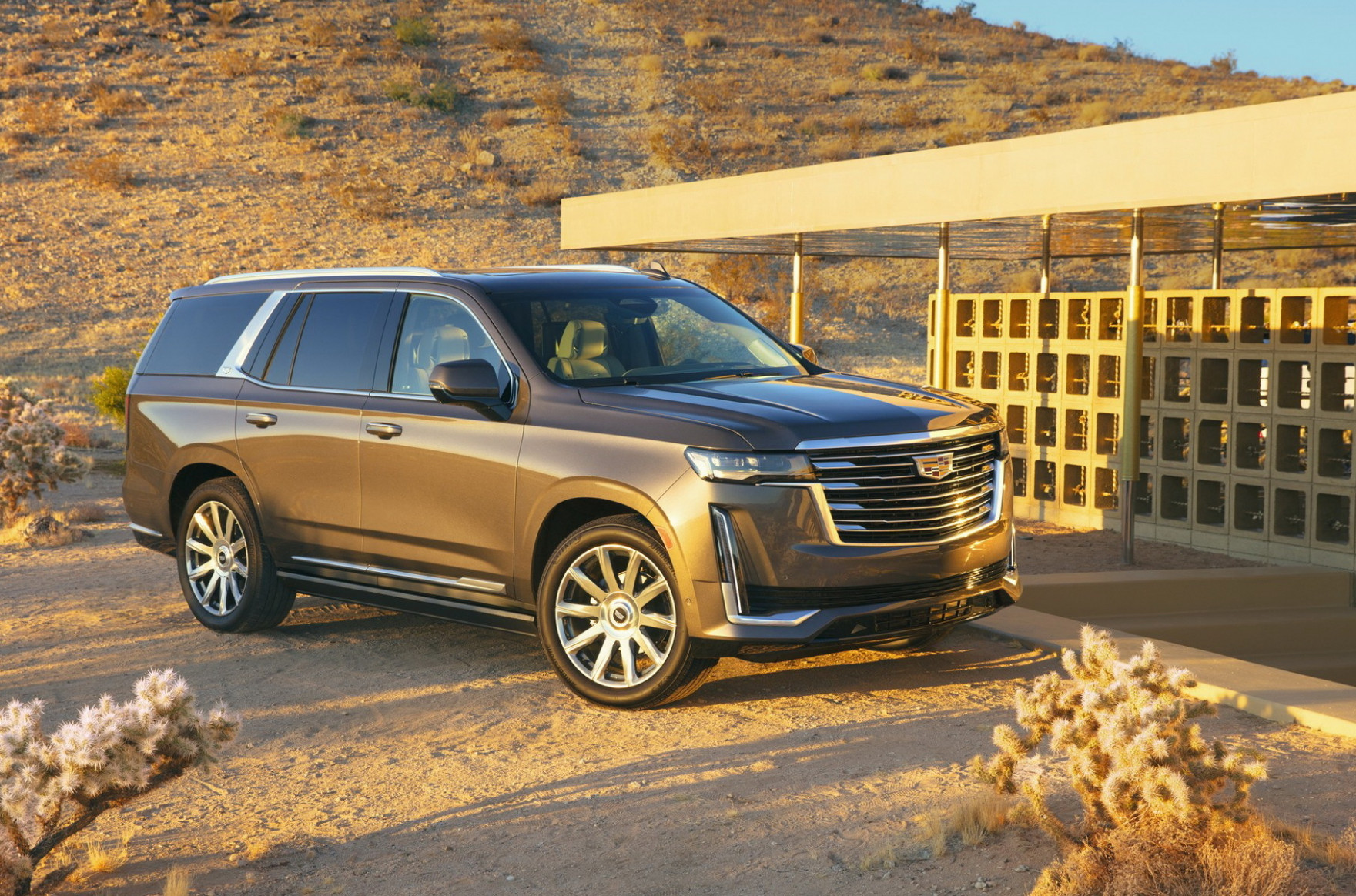 Release Date 2022 Cadillac Escalade Platinum