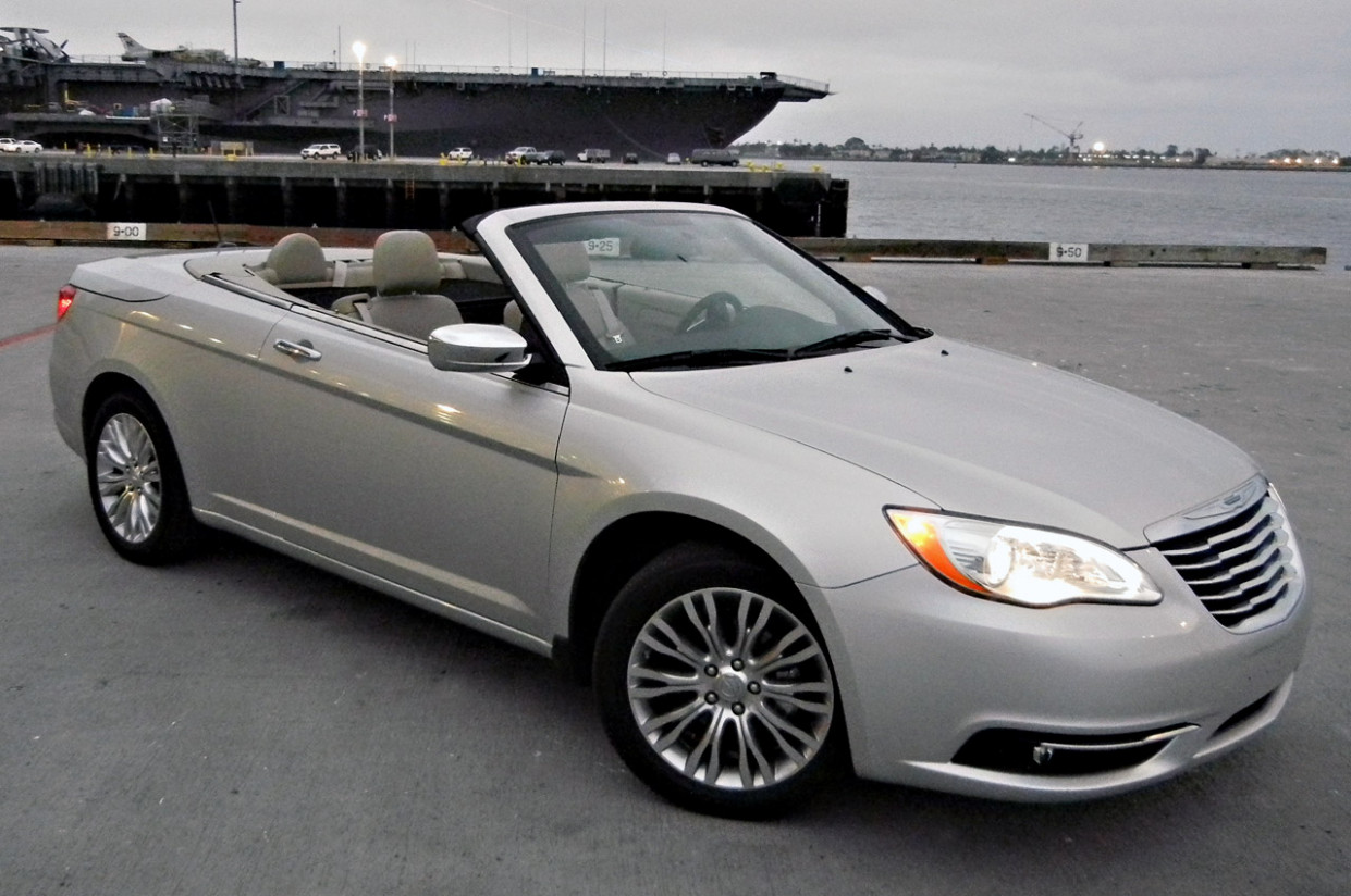 Price and Release date 2022 Chrysler 200 Convertible