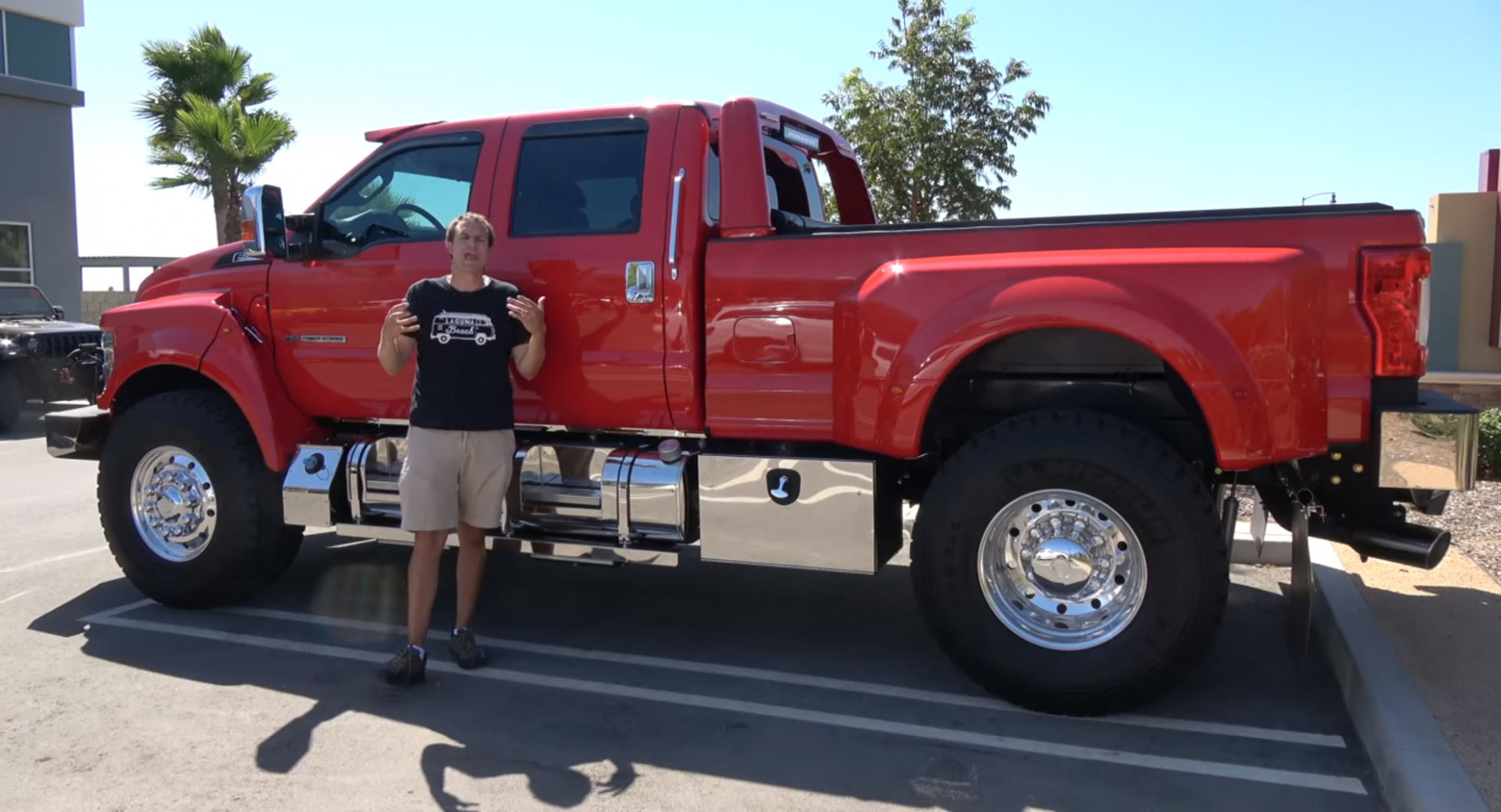 Performance and New Engine 2022 Ford F 650 F 750
