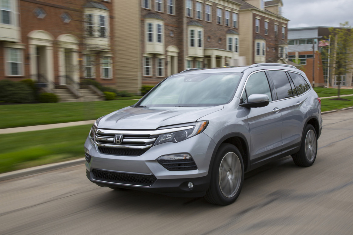 Release Date and Concept 2022 Honda Pilot
