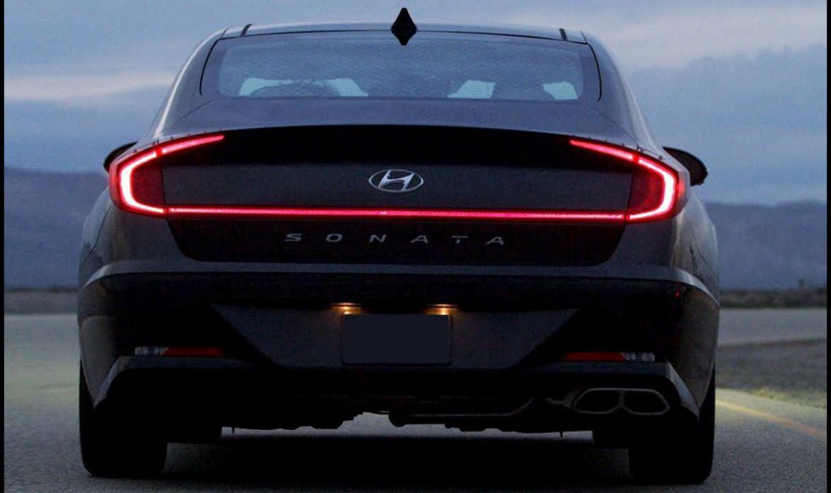Redesign 2022 Hyundai Sonata