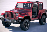 price and release date 2022 jeep wrangler rubicon