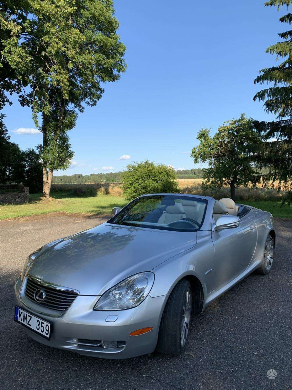 Specs and Review 2022 Lexus SC