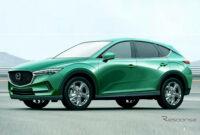 Redesign and Concept 2022 Mazda Cx 3