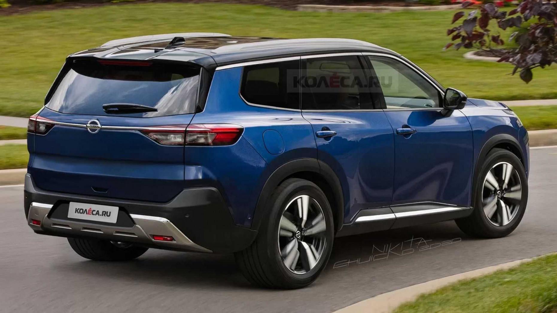 Redesign 2022 Nissan Pathfinder