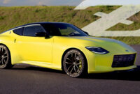 price and release date 2022 nissan z