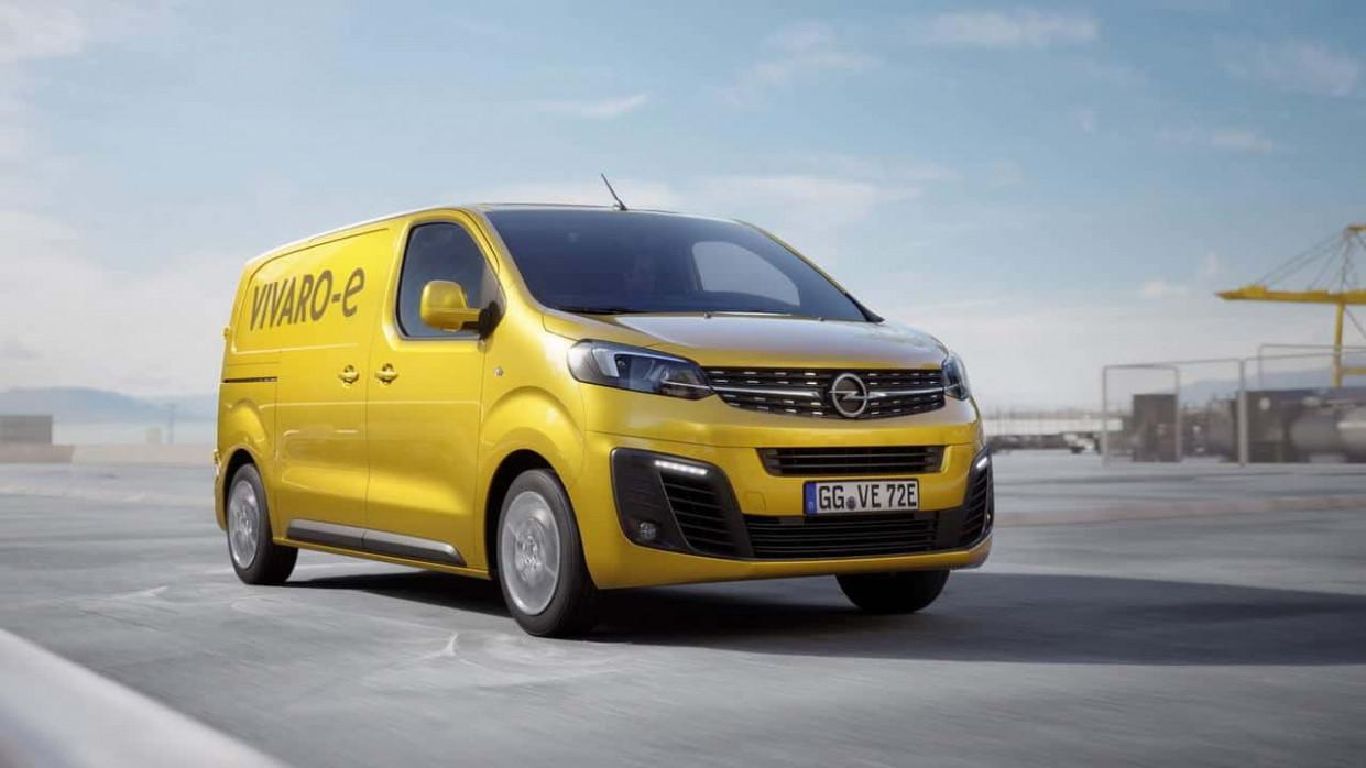 Release Date 2022 Opel Vivaro