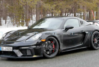 price and release date 2022 porsche boxster spyder
