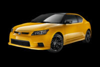 price and release date 2022 scion tc
