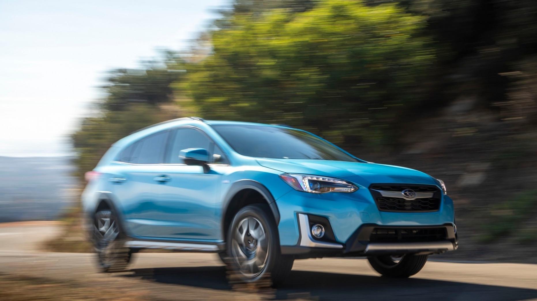 Ratings 2022 Subaru Crosstrek Hybridand