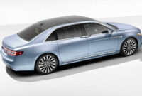 price and release date 2022 the lincoln continental