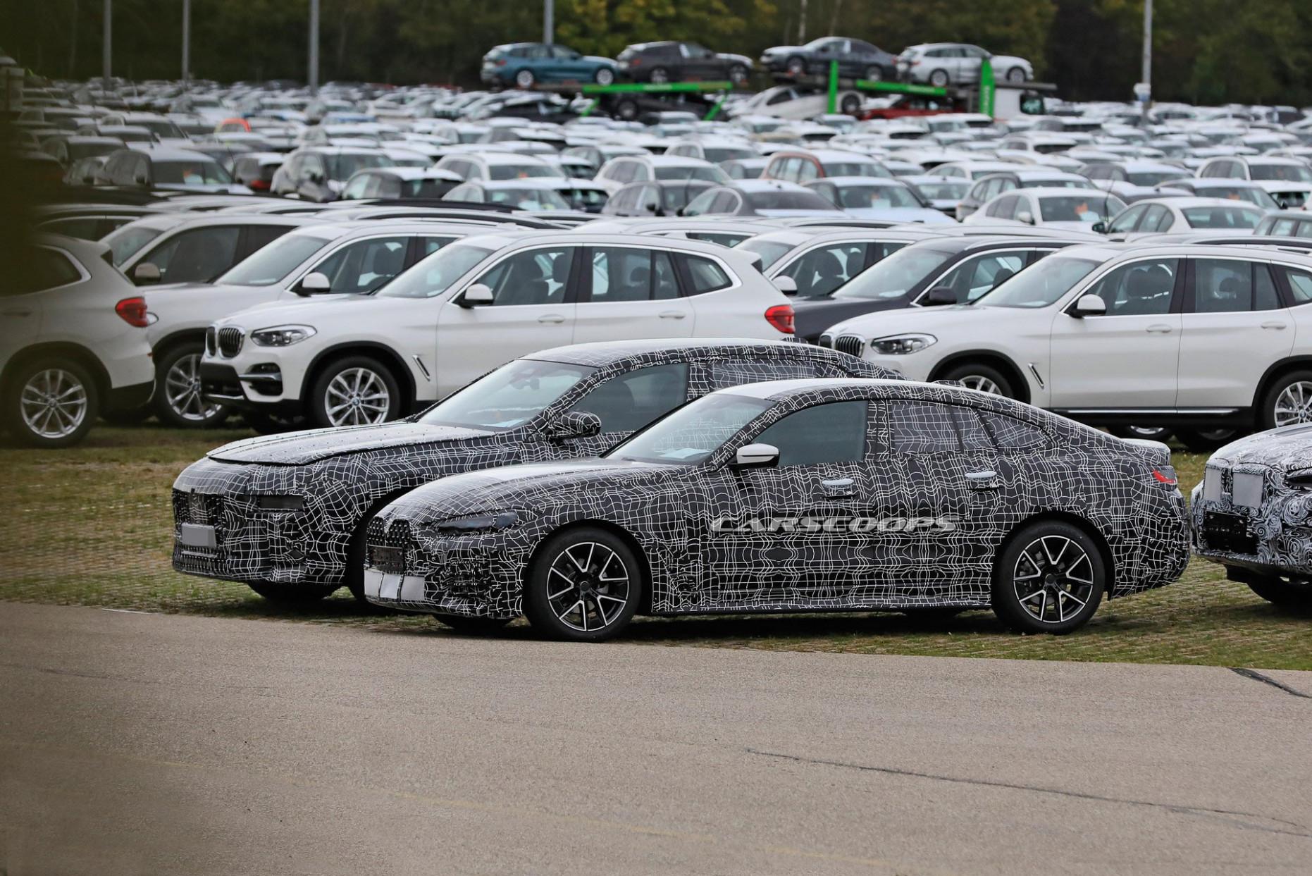 Speed Test BMW Series 3 2022