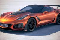 price and release date chevrolet corvette zr1 2022