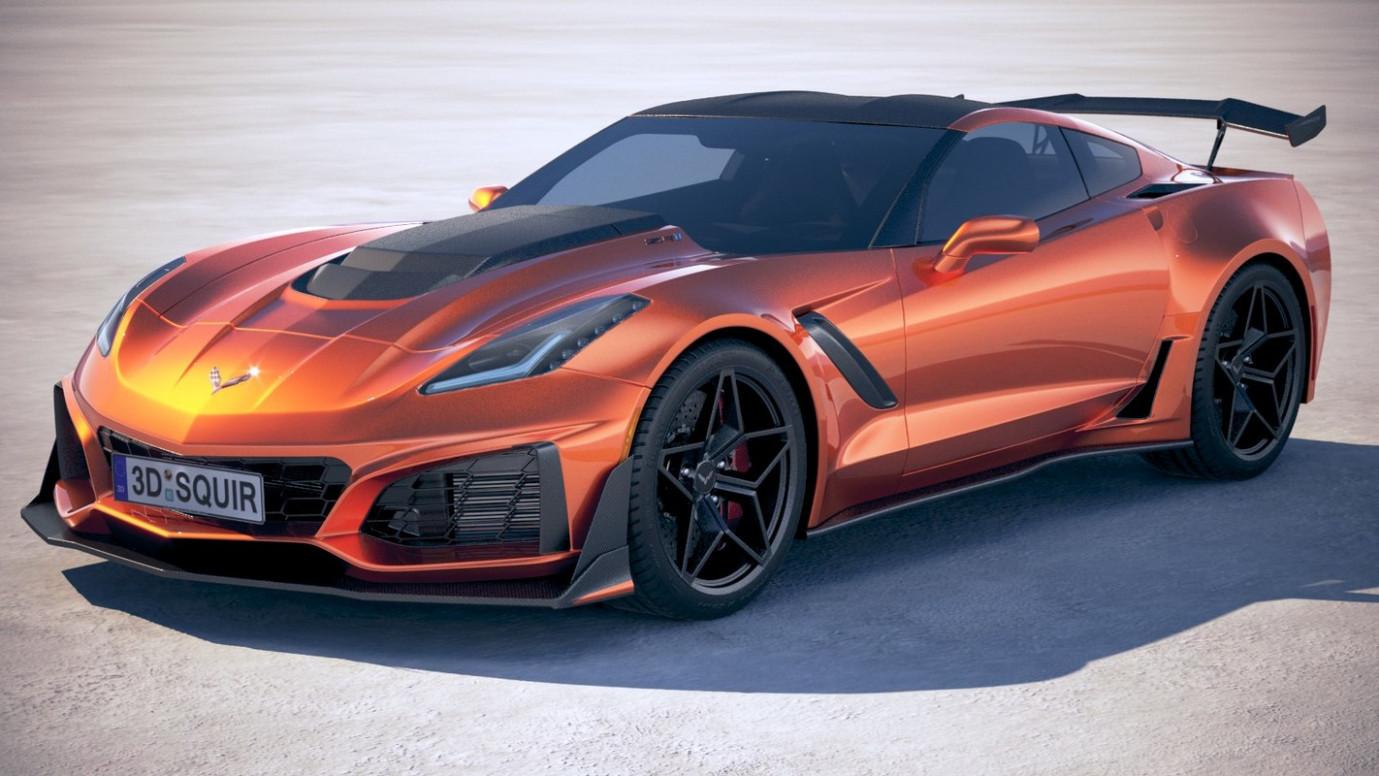 Prices Chevrolet Corvette Zr1 2022