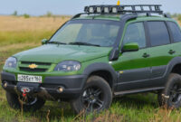 price and release date chevrolet niva 2022