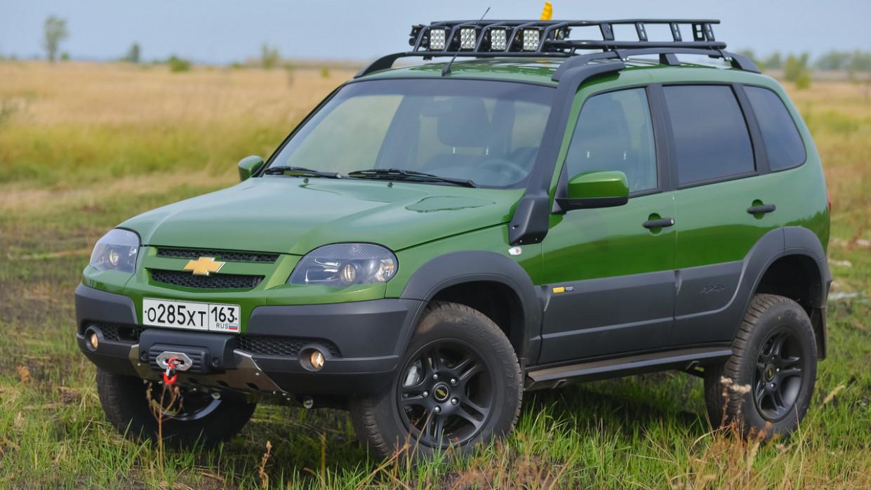 Review Chevrolet Niva 2022