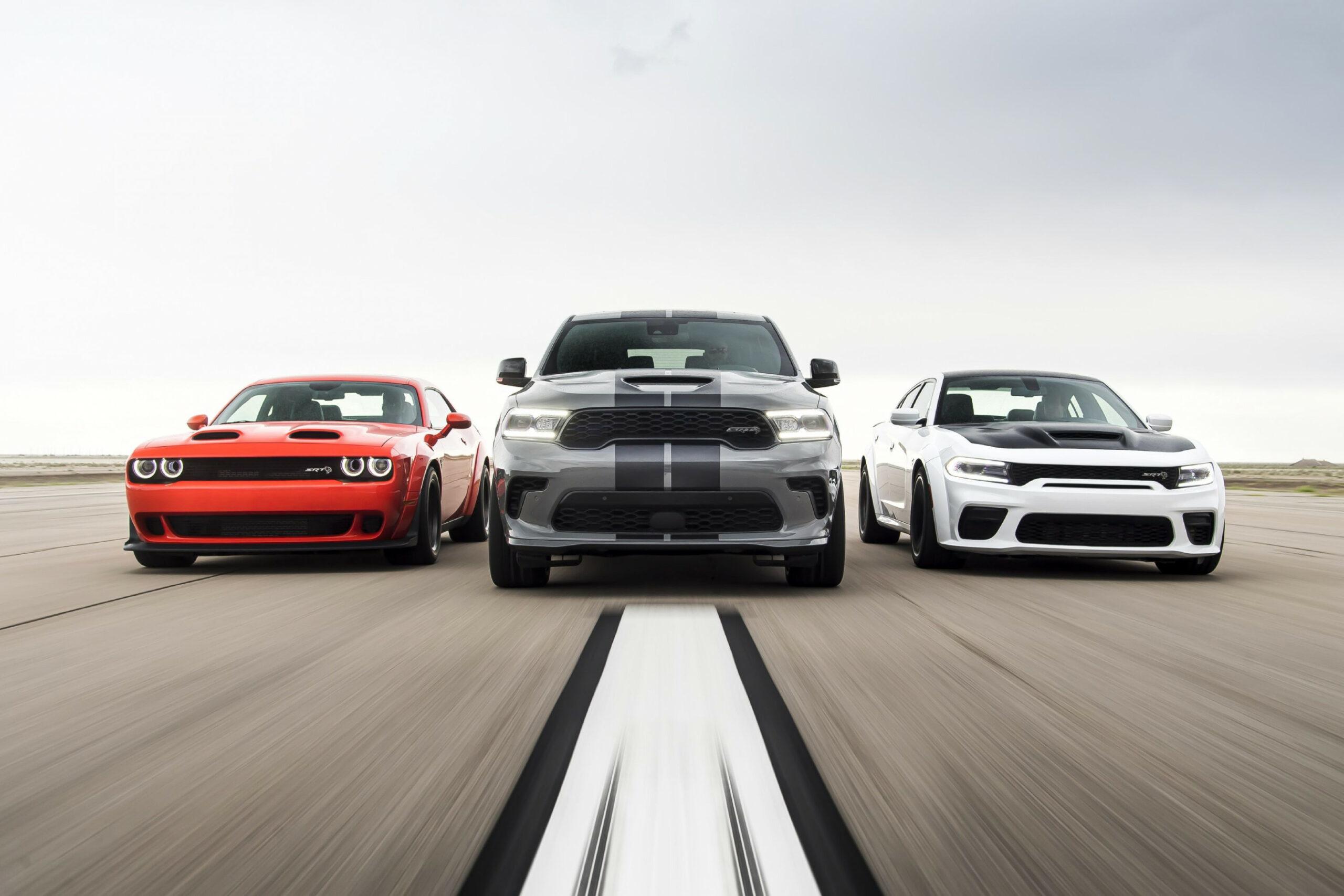 History Dodge Supercharger 2022