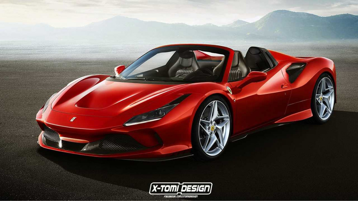 Release Date Ferrari 2022 F8 Tributo