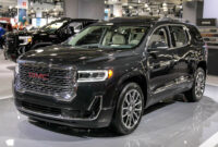 price and release date gmc acadia 2022 vs 2019
