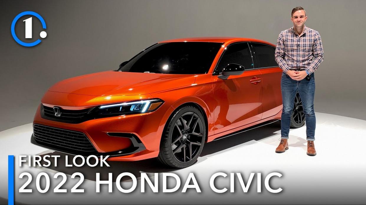 Photos Honda Civic 2022 Youtube