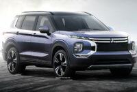 Spesification Mitsubishi Outlander 2022