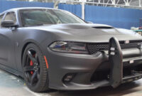 Wallpaper New 2022 Dodge Charger Spotted