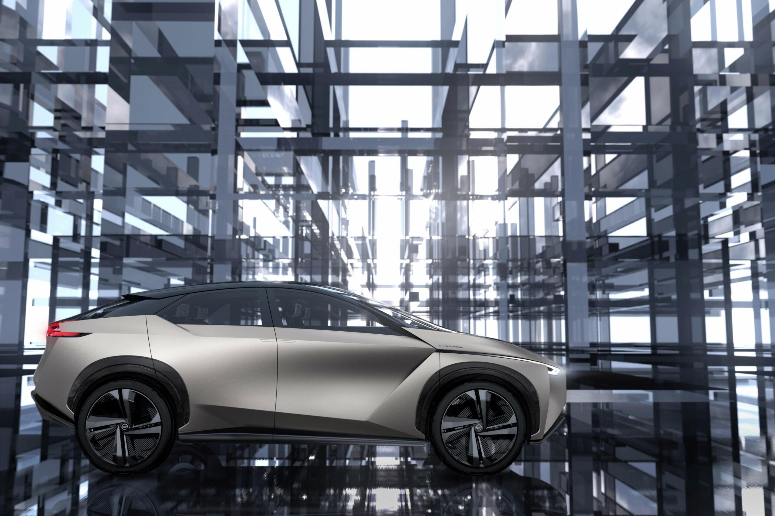 Concept Nissan Serena 2022
