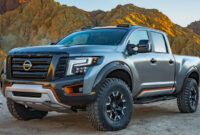 price and release date nissan titan 2022