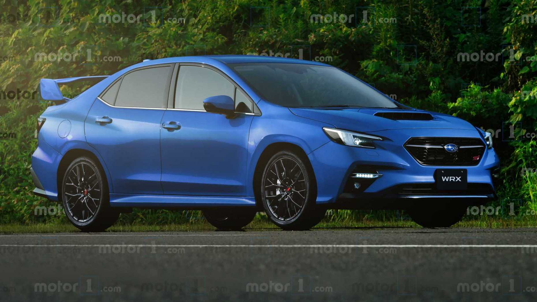 Wallpaper Subaru Wrx Hatchback 2022