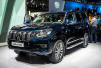 price and release date toyota prado 2022