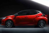 Price And Release Date Toyota Yaris Hatch 2022