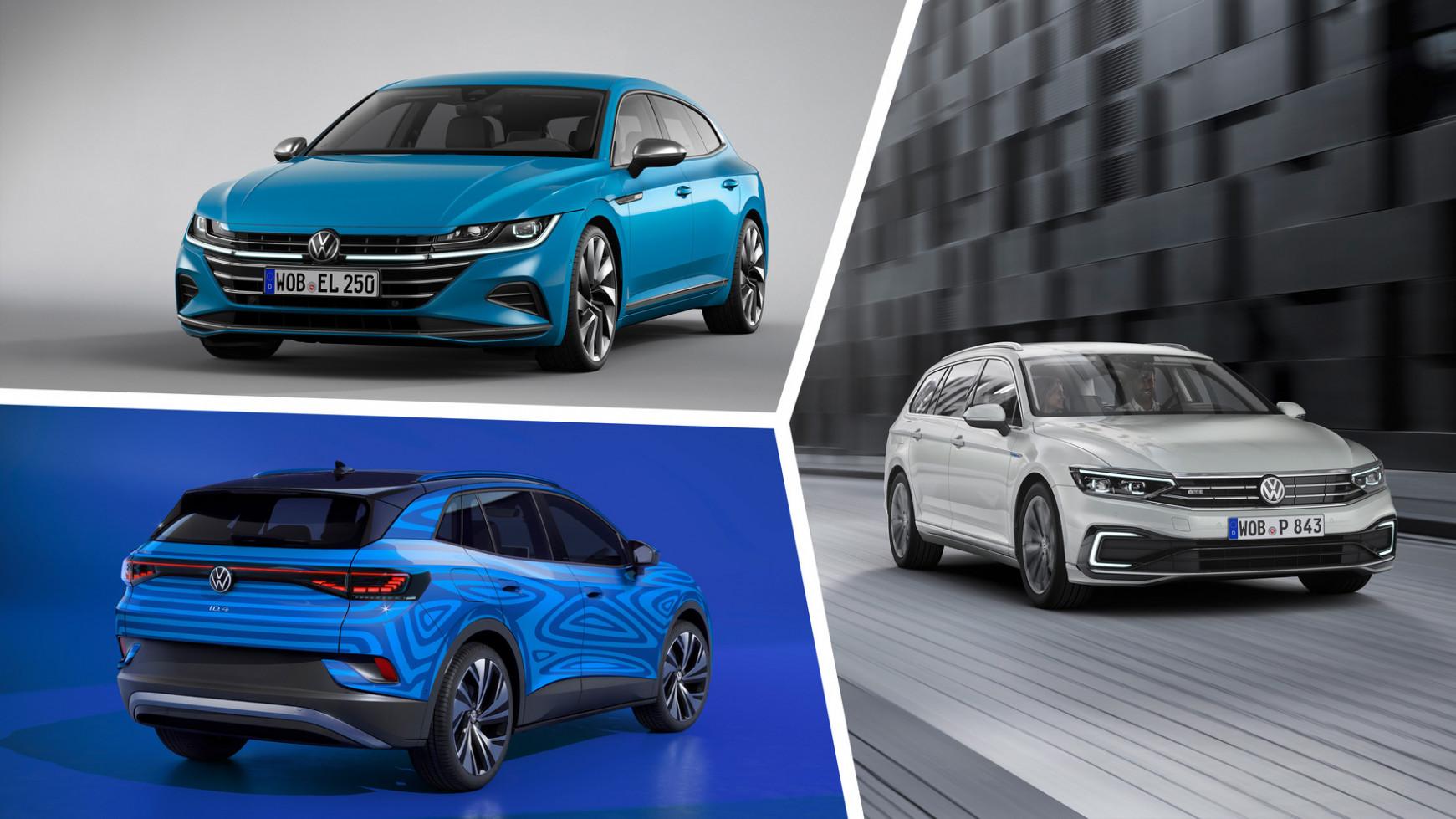 Model Volkswagen Arteon 2022