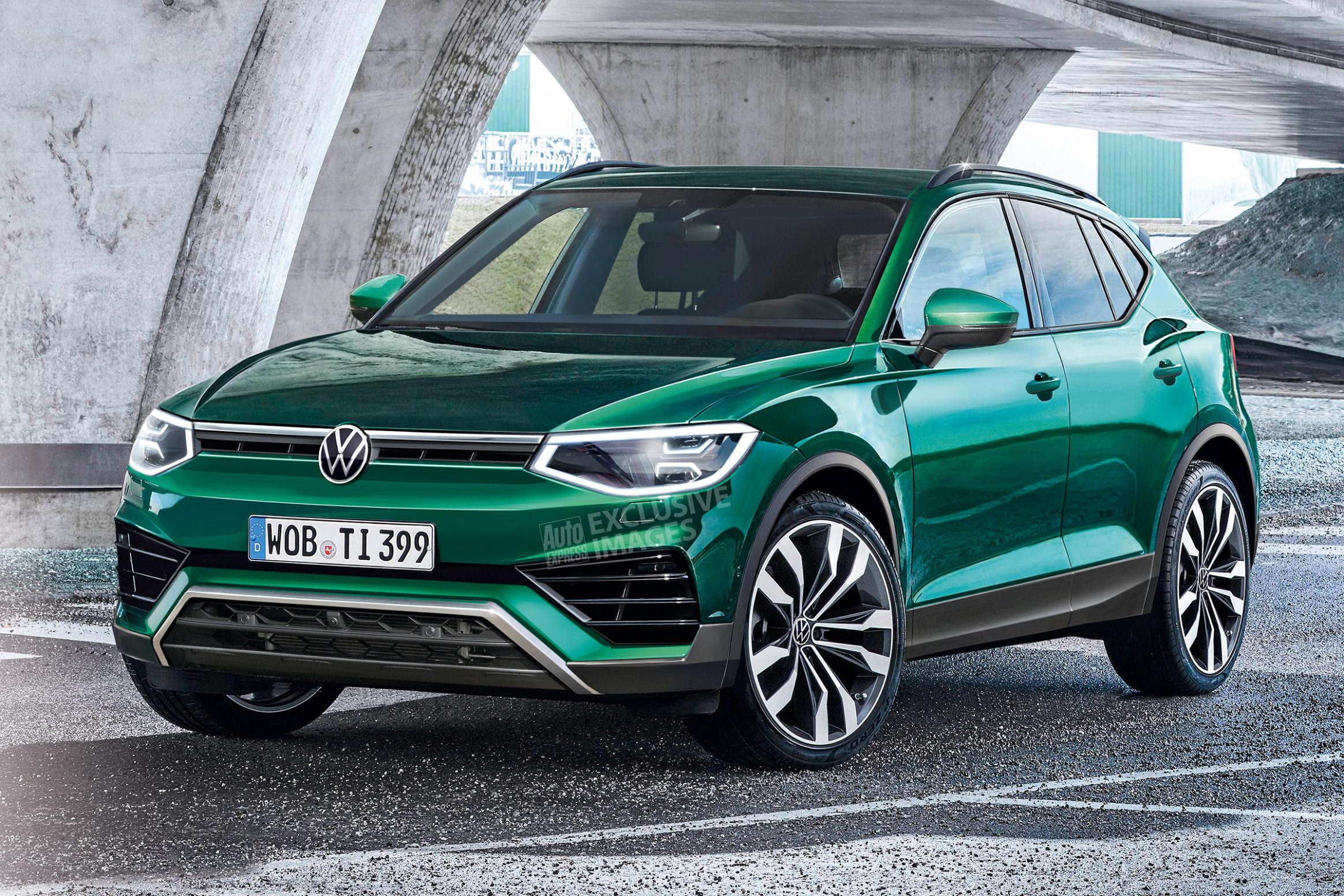 Specs Volkswagen New Suv 2022