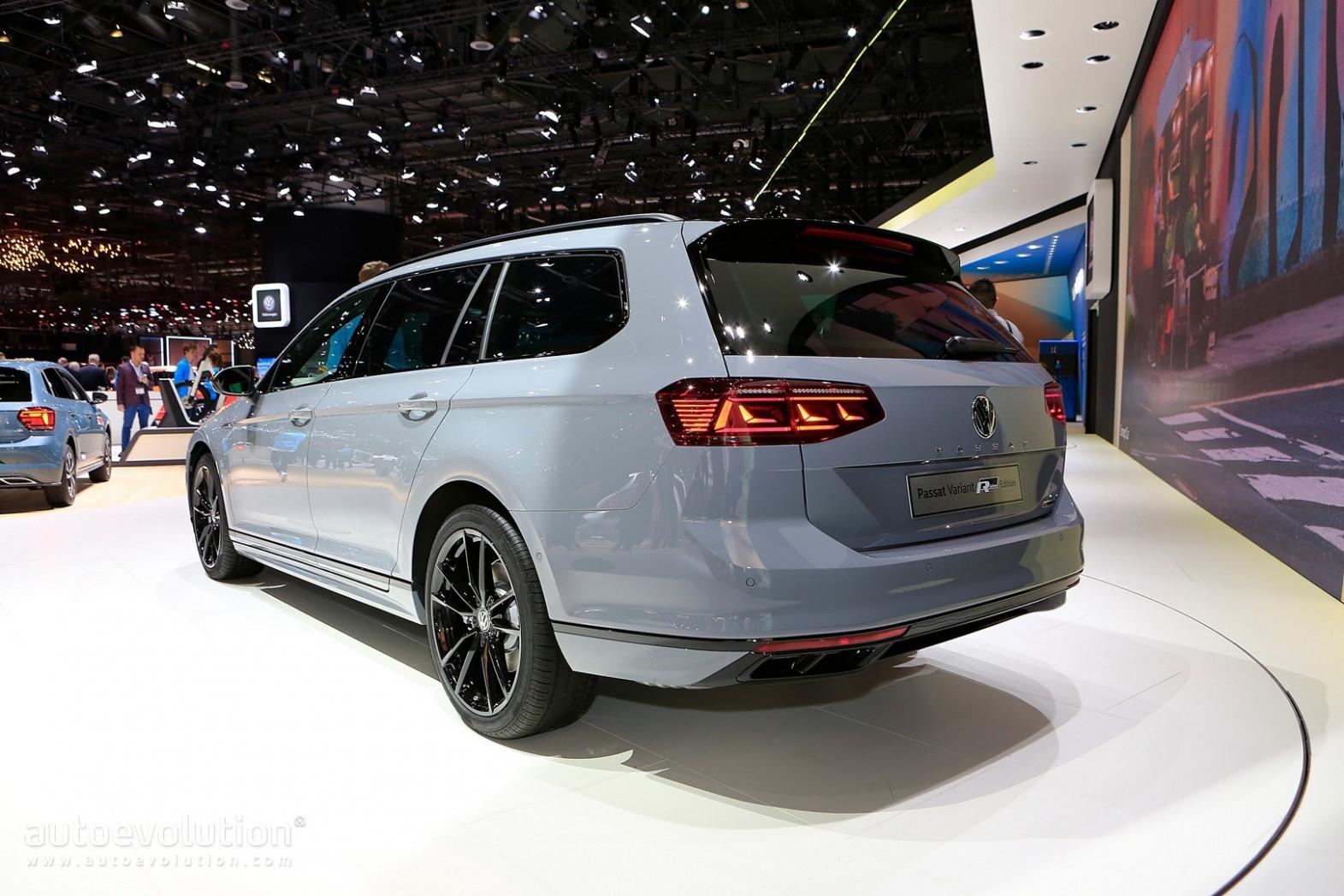 New Concept Volkswagen Passat 2022 Europe