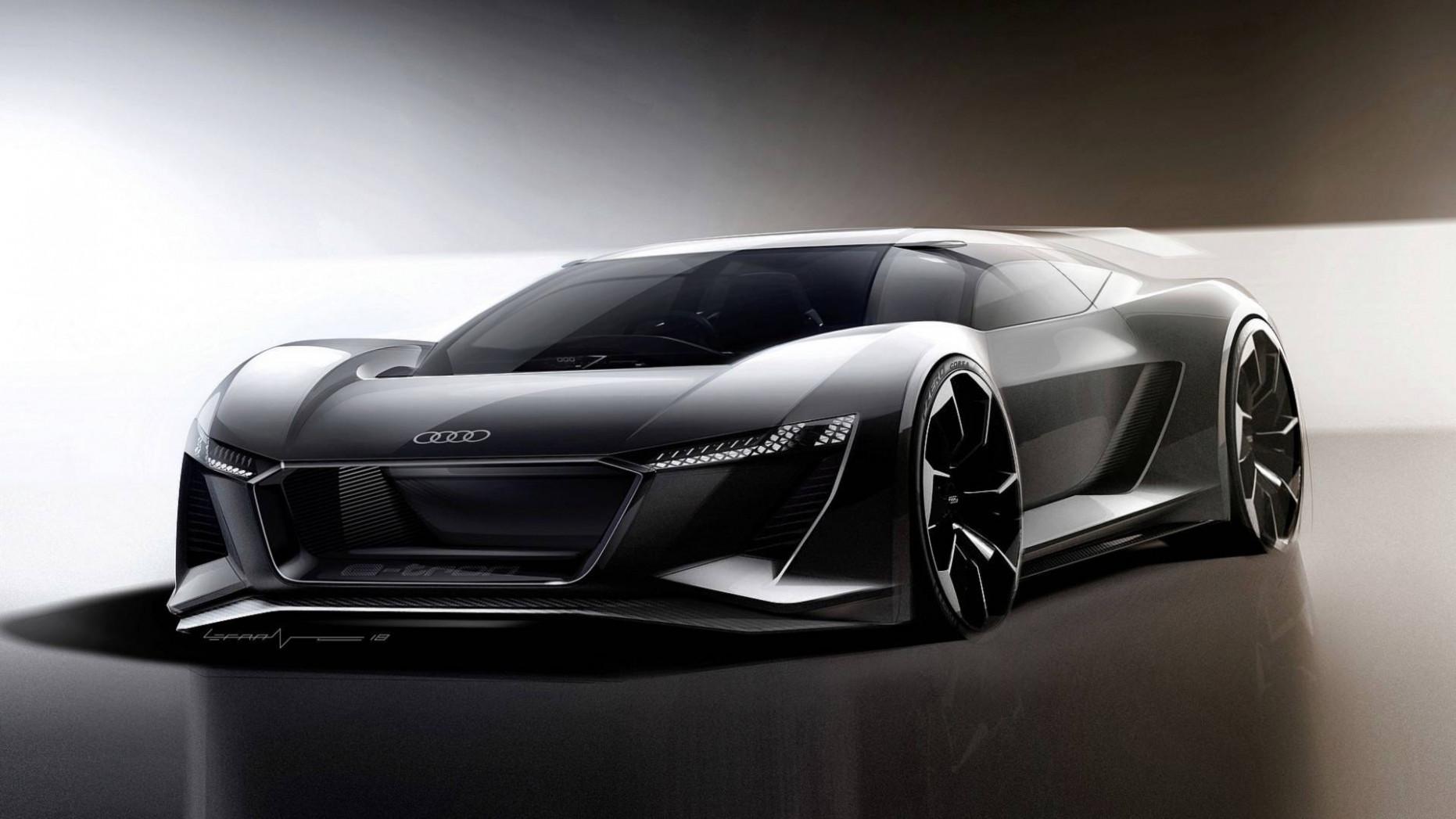 History 2022 Audi R8 E Tron
