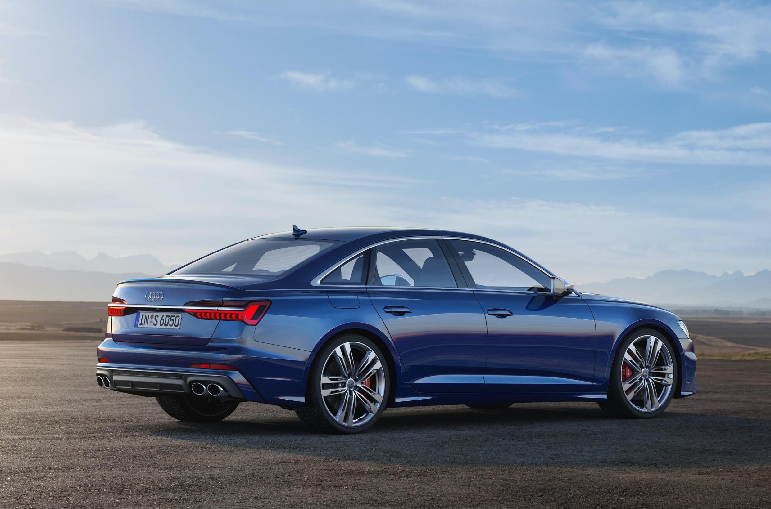 Concept 2022 Audi S6
