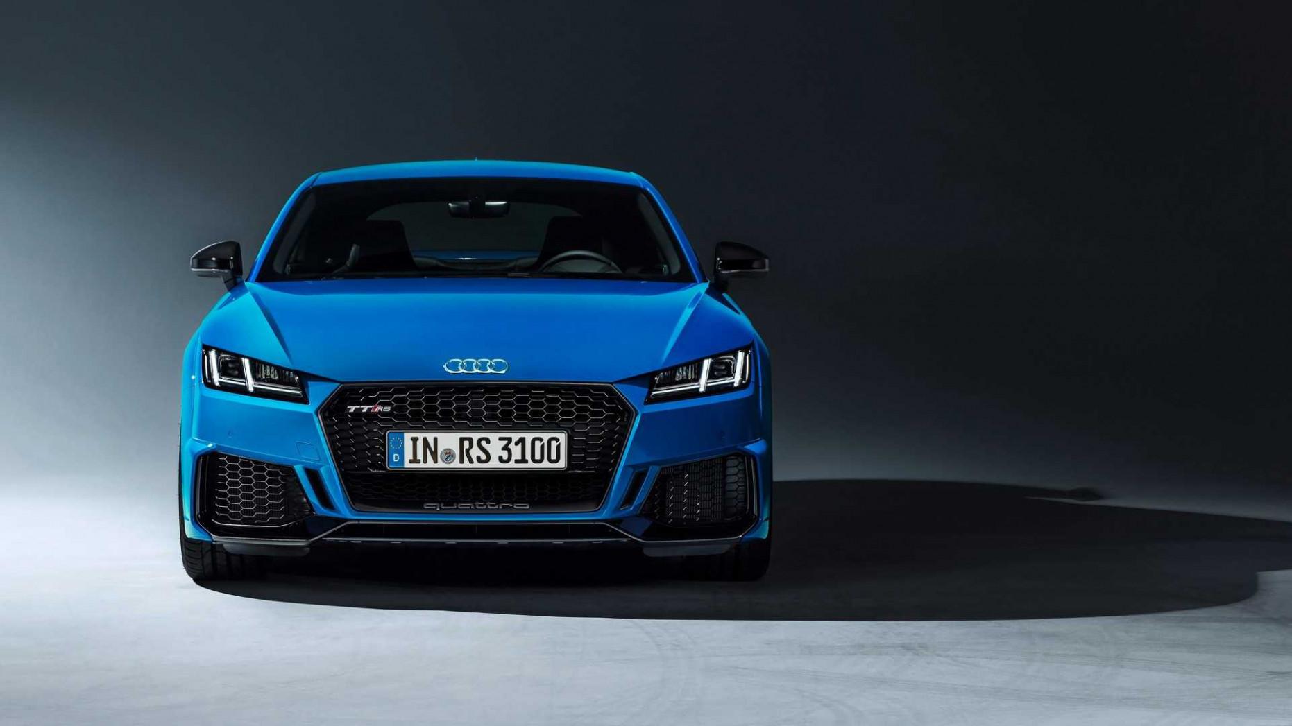 New Concept 2022 Audi Tt Rs