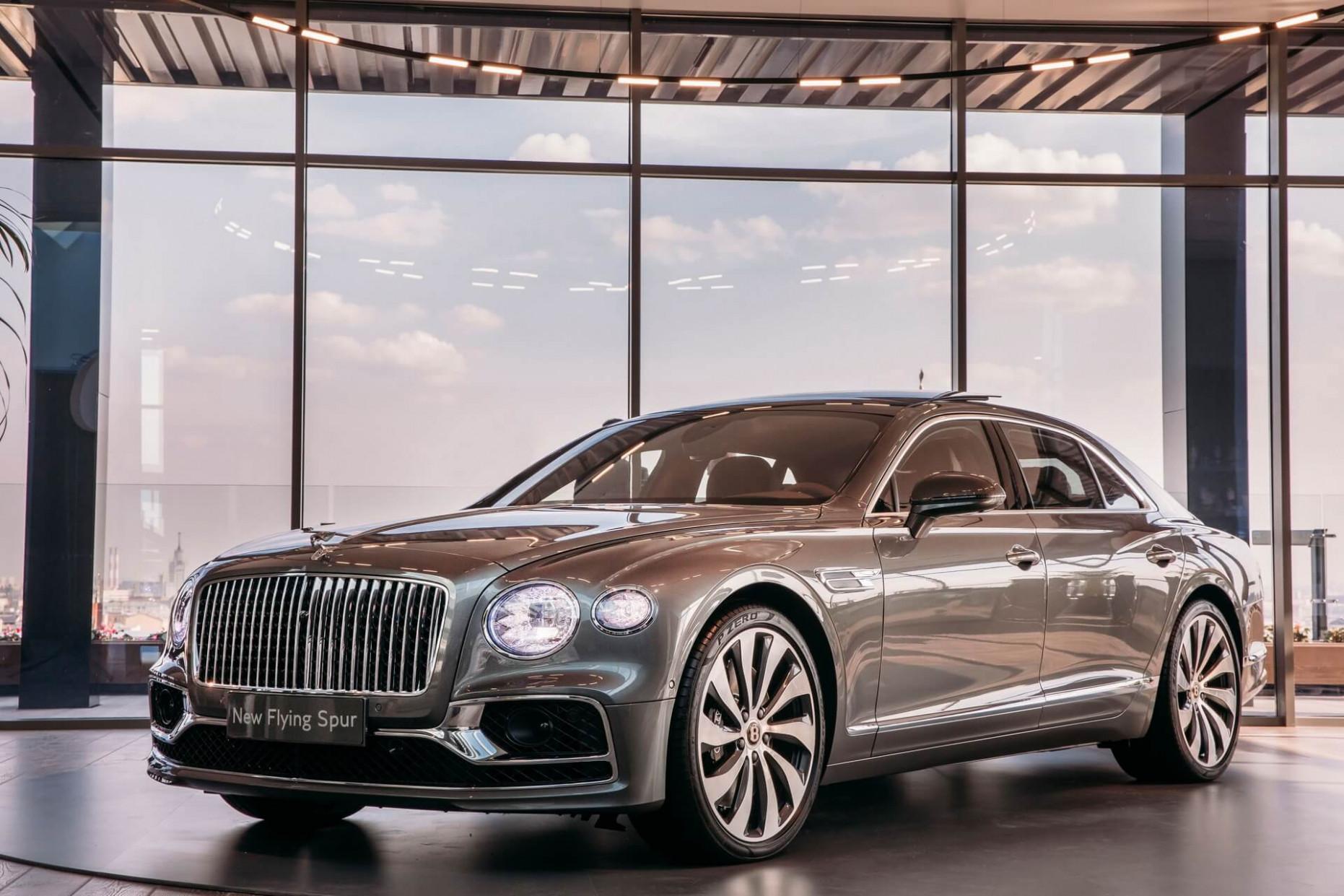 Release Date 2022 Bentley Flying Spur